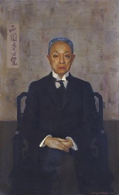 Prince Kimmochi Saionji