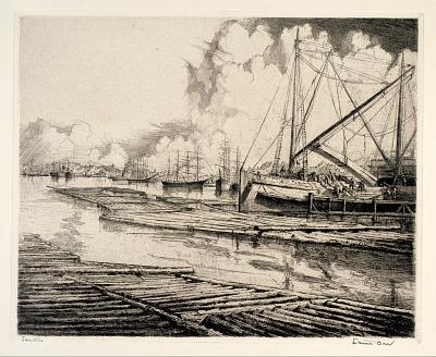 (Ports of America, portfolio) Seattle