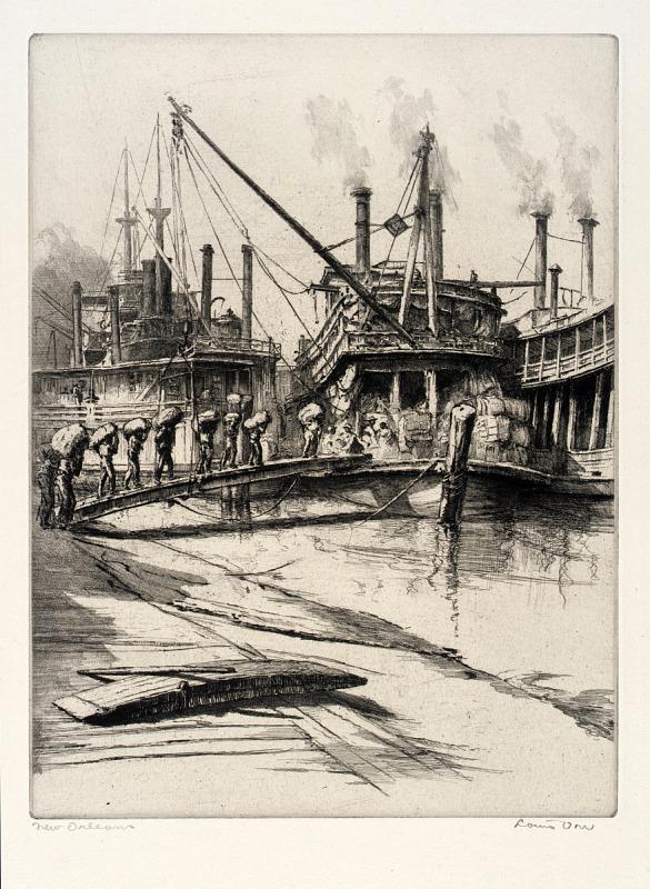Image for (Ports of America, portfolio) New Orleans