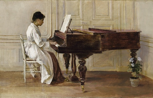 Image for At the Piano