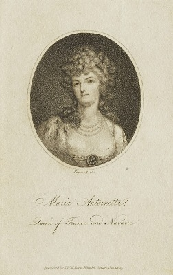 Maria Antoinetta, Queen of France and Navarre