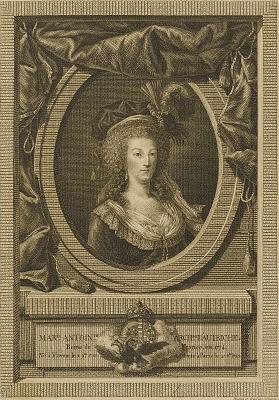 Marie Antoinette, Duchesse D'Autriche