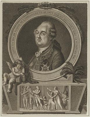 Louis XVI--Roi de France