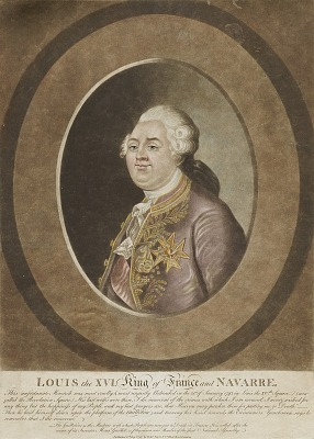 Louis XVI, King of France and Navarre