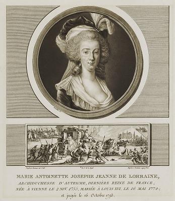 Marie Antoinette Josephe Jean de Lorraine