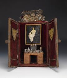 Miniature Diorama of John Gellatly Collection