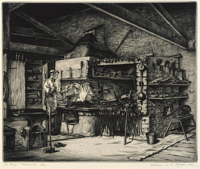 The Forge, Achranich