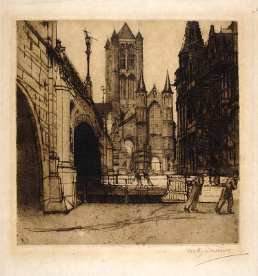 St. Nicola, Ghent