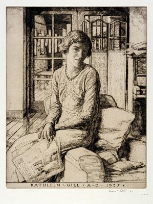 Kathleen Gill