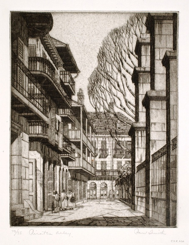 Image for Pirates Alley