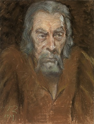 R. D. Shepherd as Shylock