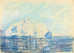 Examining Icebergs (MC IERW002 - Our Vulnerable Planet Essay)