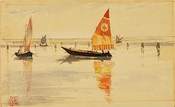 Sailboats (Venice)