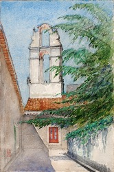 Bell Tower, Hotel San Dominico (Old Monastery, Taormina, Sicily)