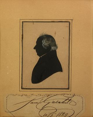 Portrait of Samuel Gatchell