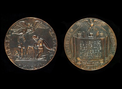 Detroit Soldiers Memorial Medal
