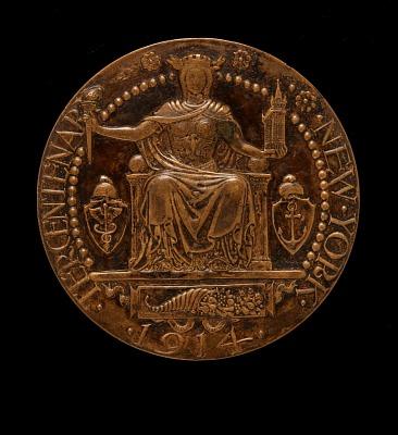 New York Tercentenary Medal