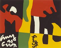 Composition, from the portfolio Ten Works x Ten Painters