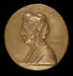 Kate Fox, Medal
