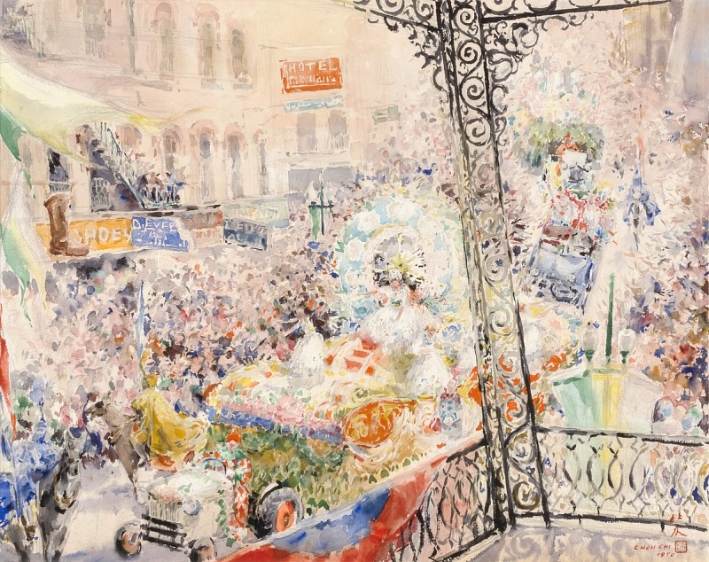 Image for Mardi Gras in New Orleans