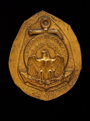 United Fruit Company Medal (obverse)