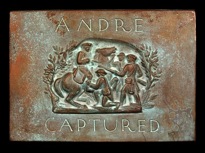 Andre Captured