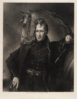 Major General Andrew Jackson