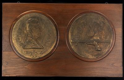 George C. Marshall Medal (obverse)