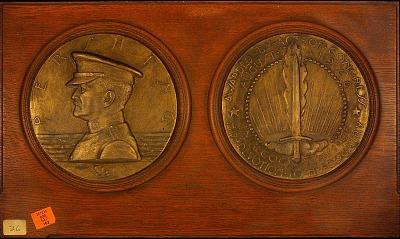 John J. Pershing Medal (obverse)