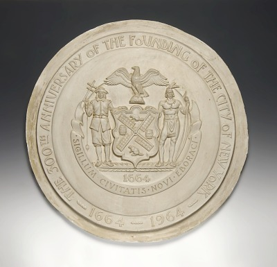 World's Fair Medal (reverse)