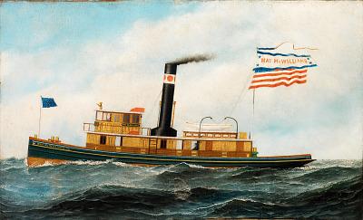 The Ocean-Going Tug