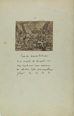 (Untitled) (from book, Narratio Regionum Indicarum per Hispanos Quosdam Devastatarum Verissima)