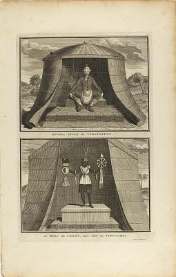Kuvasa Idole Des Virginiens/Le Dieu Des Vents, Autre Jdote Des Virginiens