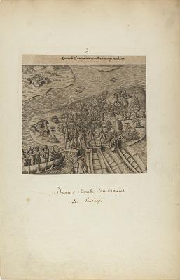 Quomodo and Qua Ratione in Hostium Manus Incidierim. (from book, Americae, part three)