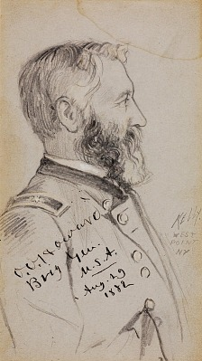 Brigadier General Oliver Otis Howard