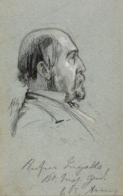 Major General Rufus Ingalls