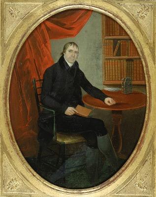 Portrait of a Connecticut Clockmaker