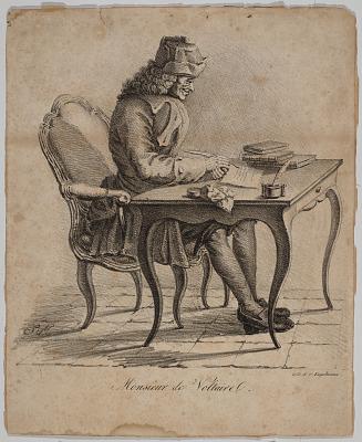 Monsieur de Voltaire