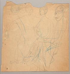 Gandhi and Madame Chiang Kai-shek