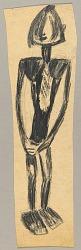 African Sculpture--Figure of a Woman