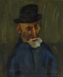 Portrait of a Dane