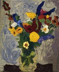 Still Life--Bouquet