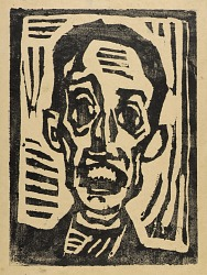 Woodcut Portraits