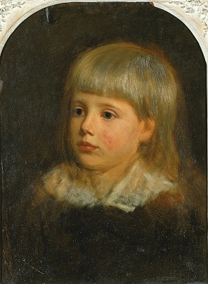 Charles Downing Lay, Portrait of the Artist's Son