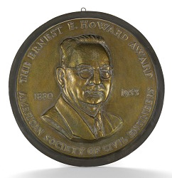 Ernest E. Howard Award (design for obverse)