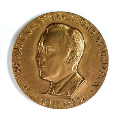 National Tuberculosis Association, Will Ross Medal