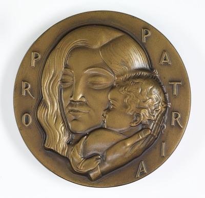Pro Patria Medal