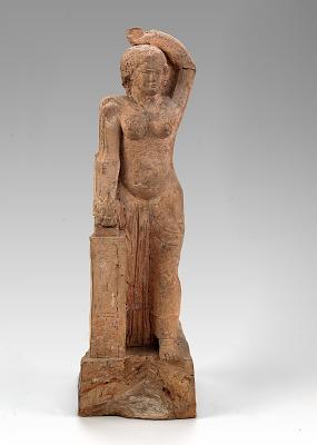 Speer Memorial: Study for Standing Woman