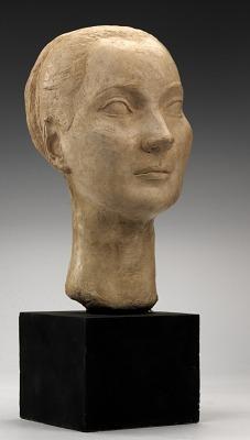 Head of Miriam De Kova