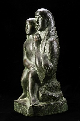 Mother and Child (Dike and Eirene)